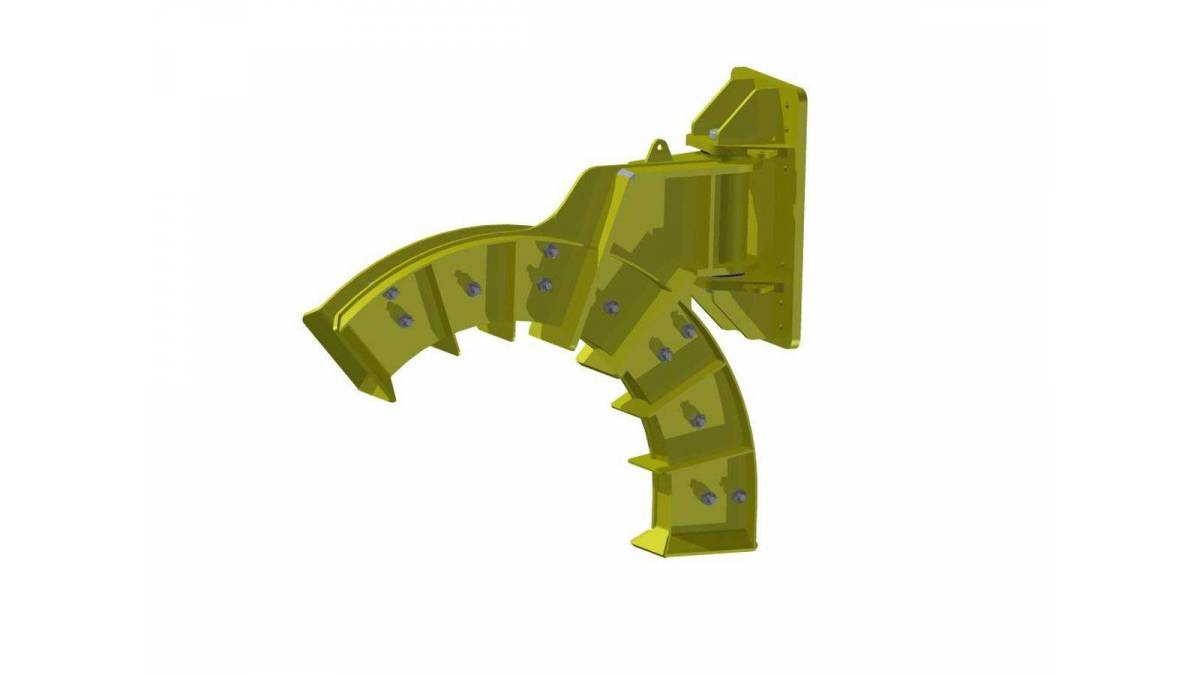 Banana block / Roller sheave